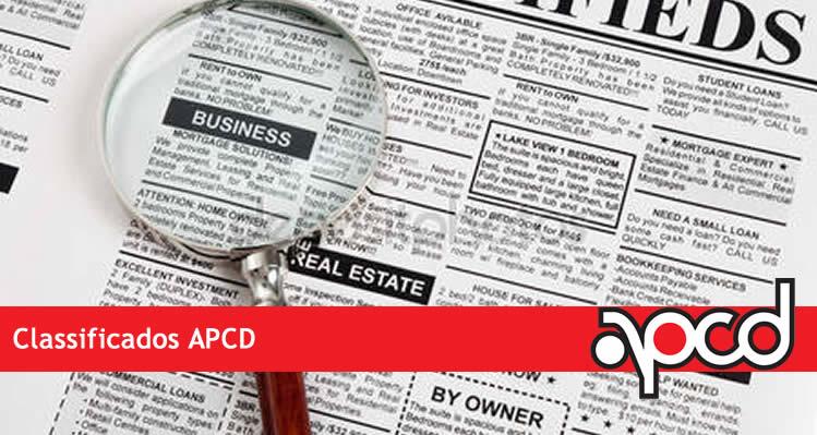 APCD Classificados