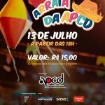 A tradicional Festa Julina da APCD está chegando!